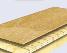 三层实木地板成市场流行主角