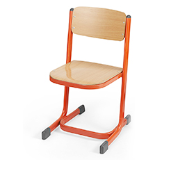 Classroom Desk and Chair / Student Chair series