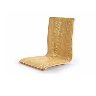 餐椅坐背连体板YC-187-2