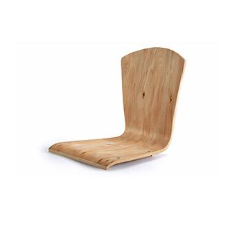 餐椅坐背连体板YC-187-3