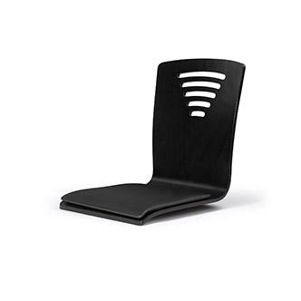 餐椅坐背连体板YC-188-4
