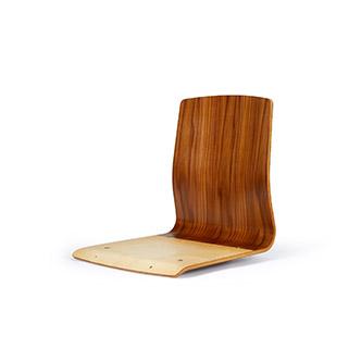 餐椅坐背连体板YC-046