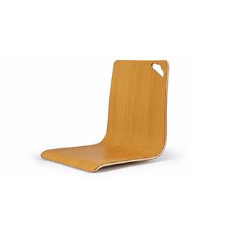 餐椅坐背连体板YC-188-3