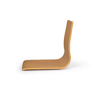 餐椅坐背连体板YC-186